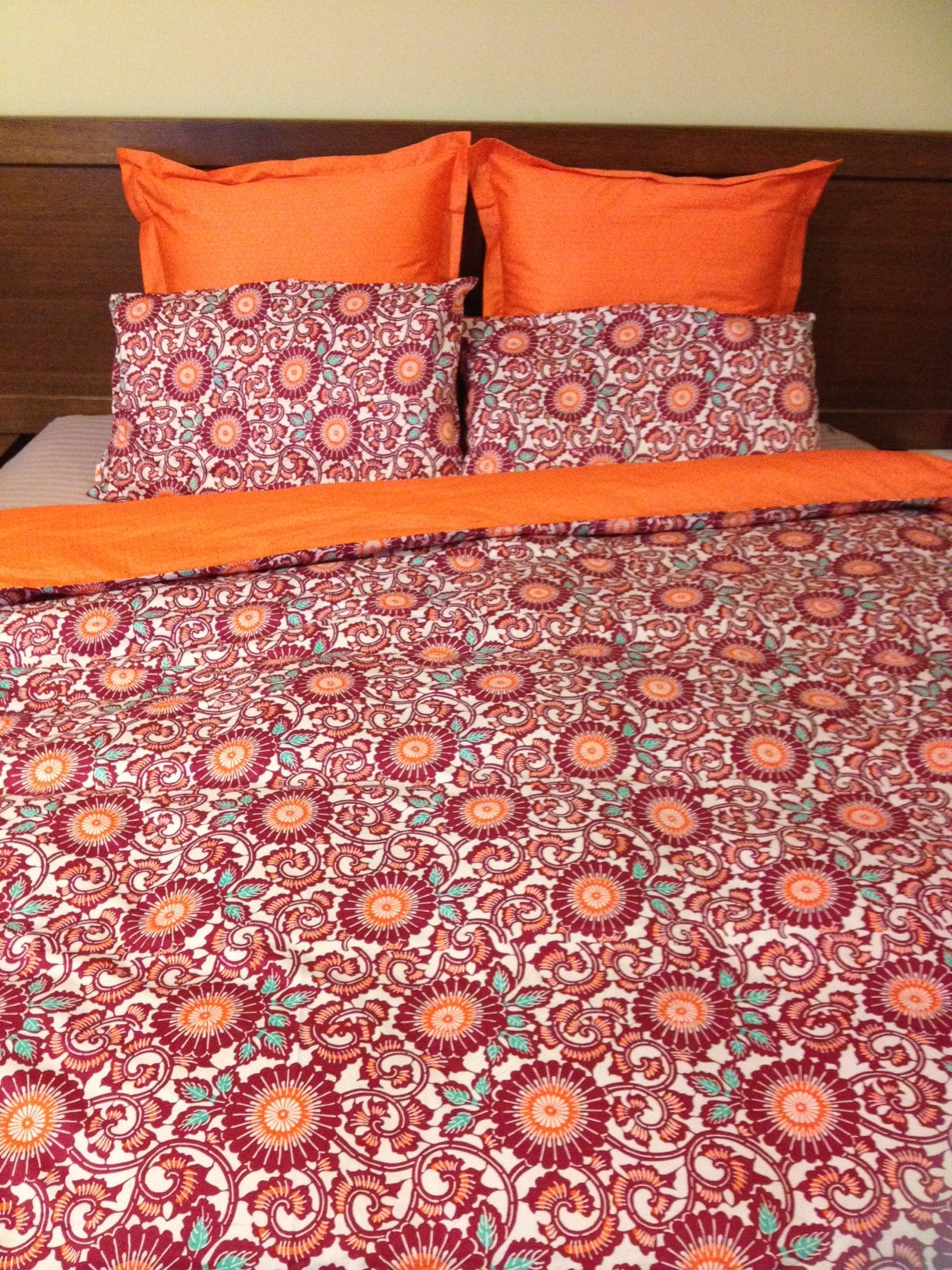 Duckprint – 'Retro Vibe' Doona Cover Set