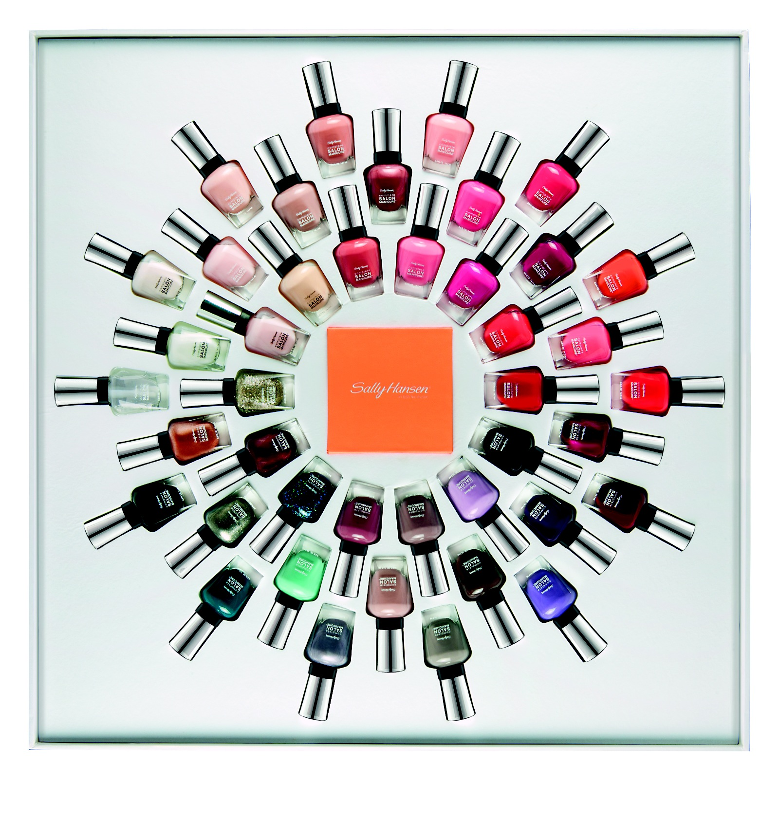 Sally Hansen – Complete Salon Manicure – 42 chic shades